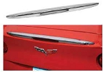 C6 Corvette 2005-2013 Third Brake Light Spoiler - Chrome
