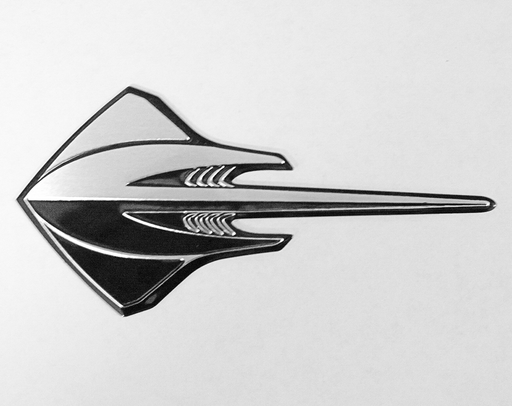 stingray logo gallery - Corvette Stingray Logo Vector