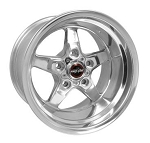 C4 C5 Corvette 1984-2004 Drag Star 4 Wheel Set 17x9.5