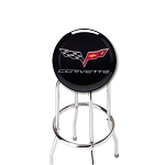 C3 C4 C5 C6 Corvette 1968-2013 Counter Stools