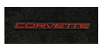 C6 Corvette 2005-2013 Lloyds Velourtex Cargo Mat with Corvette Script