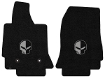C7 Corvette 2014+ Stingray/Z06/Grand Sport Lloyd Ultimat Jake Skull Floor Mats