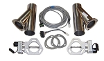1963-2014 Pypes Performance Dual Electric Cutout & Y-Pipe Kit