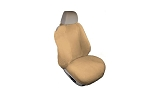 C4 C5 C6 C7 Corvette 1984-2019 Tailor Made Sheepskin Seat Covers - Color Options