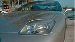 C5 Corvette 1997-2004 LeMans Style Headlight Lens Pair