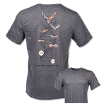 C8 Corvette 2020+ Next Generation DNA Evolution T-Shirt - Size Selection