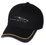 C8 Corvette 2020+ Next Generation Gesture Cap with Script