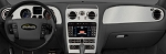 C4 Corvette 1994-1996 Sherwood Innovations Premium 2D/Flat Dash 9 Piece Overlay Kit - Multiple Finishes