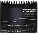 AudioControl 4 / 3 / 2 Channel High-Power Amplifier