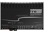 AudioControl 6 / 5 / 4 / 3 Channel Amp with Matrix DSP