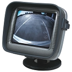 Stand-Alone Backup Monitor - 3.5 Inch