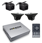 4 Channel Blind Spot DVR System