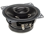 PowerBass 4-Inch Coaxial Speakers - Pair