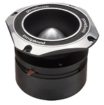 PowerBass 4-Inch Horn Tweeter - Cast Aluminum