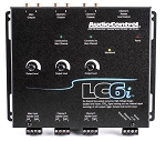 AudioControl 6 Channel Line Converter w / Internal Summing