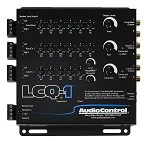 AudioControl 6 Channel Line Output Converter w / Equalizer
