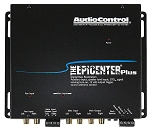 AudioControl Bass Processor with Aux Input - Black