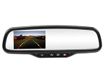 Rostra Mirror w / OnStar Control and Auto-Dimming Mirror Glass