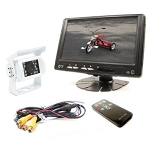 Rostra RearSight 7-inch LCD Monitor & CCD Color Camera Kit