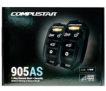 CompuStar CS 1-Way Alarm and Remote Starter