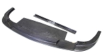 C6 Corvette 2005-2013 Z06/ZR1 Carbon Flat Bottom Splitter