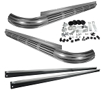 C2 Corvette 1963-1967 Aluminized Side Exhaust Kit - NCRS Correct