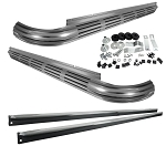 C2 Corvette 1963-1967 Aluminized Side Exhaust Kit - Ultra Quiet