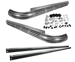 C2 Corvette 1963-1967 Aluminized Side Exhaust Kit with 2 Inch Manifold