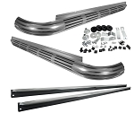C2 Corvette 1963-1967 Stainless Steel Side Exhaust Kit - Loud