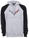 C7 Corvette 2014-2019 Style Hoodie - Size Options