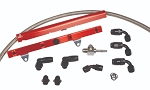 C5 Corvette 1999-2004 Base/Z06 Aeromotive Fuel Rail Kit - System Selection
