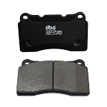 C6 C7 Corvette ZR1/Z06 2009-2016 DBA XP+735 Series Brake Pads - Side Option