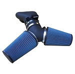 C5 Corvette 1997-2004 Volant Blue Recharger Pro5 Open Element Air Intake System