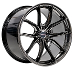 C8 Next Gen Corvette 2020+ Forgeline F01 Black Ice Wheel Set - 19x8.5/20x11