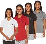 C8 Next Gen Corvette 2020+ Ladies Callaway Dry Core Polo w/ Logo - Size & Color Options