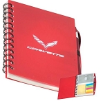 C7 Stingray Corvette 2014-2019 Spiral Bound Journal