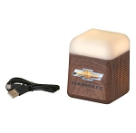 Pandora Bluetooth Speaker w/ Chevrolet Gold Bowtie Logo