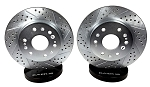 C6 Grand Sport / Z06 Corvette 2006-2013 Baer Sport Rear Rotors