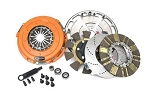 C5 Base/Z06 Corvette 1997-2004 Centerforce DYAD DS 10.4 inch Twin Disc Clutch & Flywheel Kit - 5.7L V8