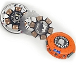 C5 Base / Z06 Corvette 1997-2004 Centerforce DYAD XDS 10.4inch Twin Disc Clutch & Flywheel Kit - 5.7L V8
