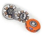 C6 Z06 / 427 Corvette 2006-2013 Centerforce DYAD XDS 10.4inch Twin Disc Clutch & Flywheel Kit - 7.0L / V8