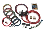 Painless Performance Universal Basic Customizable Chassis Harness w/ Extra Length Wires - 18 Circuit