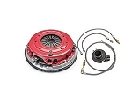 C4 Corvette 1989-1996 HDX Clutch Set W/ Organic Aluminum Flywheel - Multiple Options
