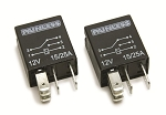 Painless Performance Single Pole Double Throw Relays - Pair