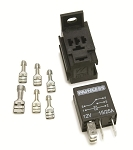 Painless Performance Single Pole Double Throw Micro Relay w/ Base & Terminals