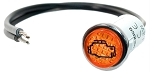 Painless Performance 1/2 inch Amber Check Engine Light