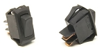 Painless Performance Small Rocker Switch - 1/2 inch x 11/2 inch