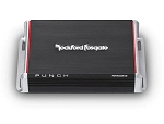 Rockford Fosgate Punch Boosted Rail - 400W 4 Channel Amp