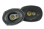 Kicker CS Series 6x9 3-Way Speakers - Pair