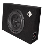 Rockford Fosgate R2 Shallow 10 inch Loaded Enclosure